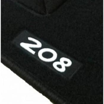 Fußmatten Peugeot 208 maßnahme (2020-heute)