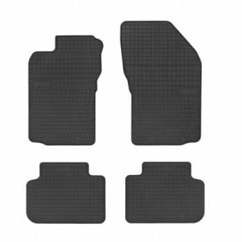 Gummi Automatten Toyota Hilux einzelkabine (2018 - neuheiten)