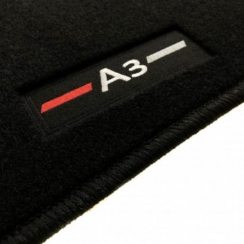 Logo Automatten Audi A3 8V limousine (2013 - neuheiten)
