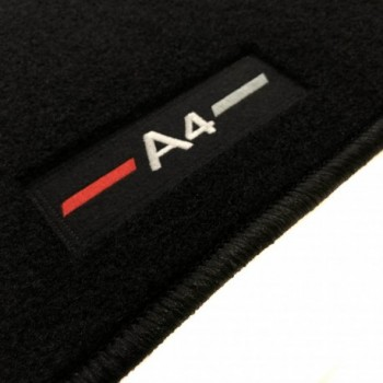 Logo Automatten Audi A4 B9 Avant Quattro (2016 - 2018)