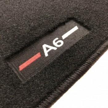 Logo Automatten Audi A6 C6 Restyling Avant (2008 - 2011)
