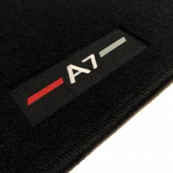 Logo Automatten Audi A7 (2017-neuheiten)