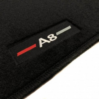 Logo Automatten Audi A8 D5 (2017-neuheiten)