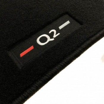 Logo Automatten Audi Q2