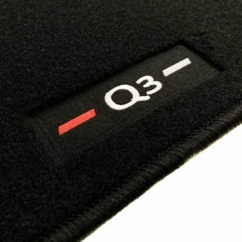 Logo Automatten Audi Q3 (2019-neuheiten)