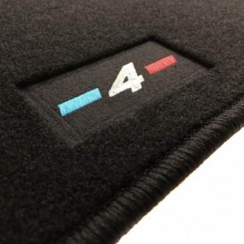 Logo Automatten BMW 4er F33 Cabrio (2014 - neuheiten)