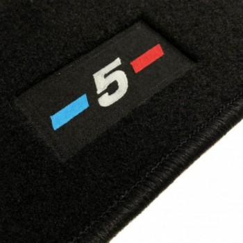 Logo Automatten BMW 5er E60 limousine (2003 - 2010)