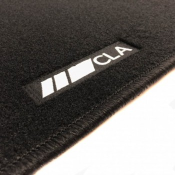 Logo Automatten Mercedes CLA X118 (2019 - neuheiten)