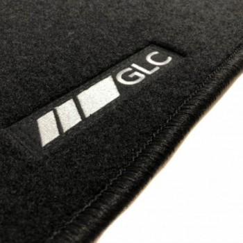 Logo Automatten Mercedes GLC C253 Coupé (2016 - neuheiten)