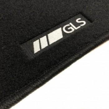 Logo Automatten Mercedes GLS X166 7 plätze (2016 - neuheiten)