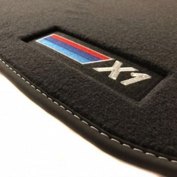 Velour Automatten BMW X1 E84 (2009 - 2015)