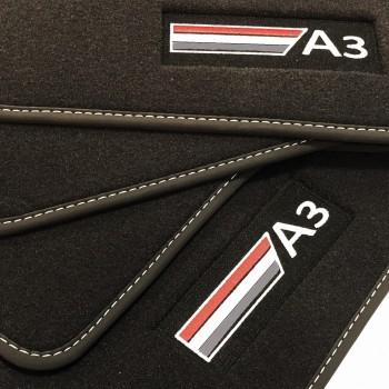 Velour Automatten Audi A3 8PA Sportback (2004 - 2012)