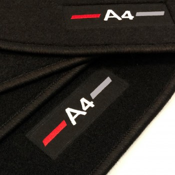 Logo Automatten Audi A4 B9 Avant (2015 - 2018)
