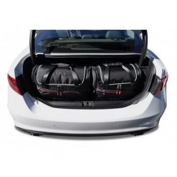 Maßgeschneiderter Kofferbausatz für Alfa Romeo Giulia
