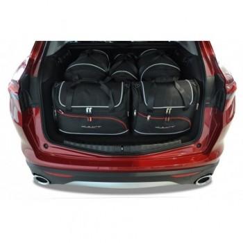 Maßgeschneiderter Kofferbausatz für Alfa Romeo Stelvio