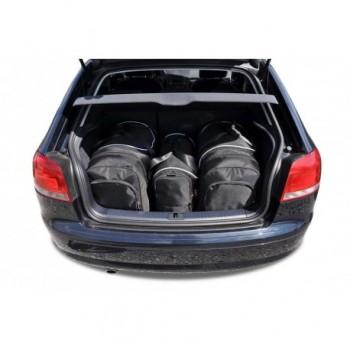Maßgeschneiderter Kofferbausatz für Audi A3 8P Hatchback (2003 - 2012)