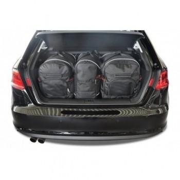 Maßgeschneiderter Kofferbausatz für Audi A3 8VA Sportback (2013 - neuheiten)