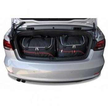 Maßgeschneiderter Kofferbausatz für Audi A3 8V7 roadster (2014 - neuheiten)