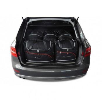 Maßgeschneiderter Kofferbausatz für Audi A4 B8 Avant (2008 - 2015)