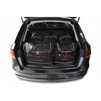 Maßgeschneiderter Kofferbausatz für Audi A4 B9 Avant (2015 - 2018)