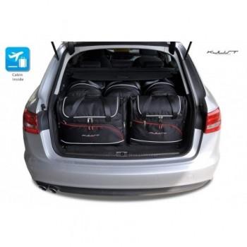 Maßgeschneiderter Kofferbausatz für Audi A6 C7 Avant (2011 - 2018)