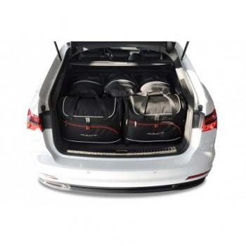 Maßgeschneiderter Kofferbausatz für Audi A6 C8 touring (2018-neuheiten)