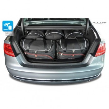 Maßgeschneiderter Kofferbausatz für Audi A8 D4/4H (2010-2017)