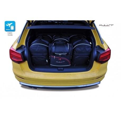Maßgeschneiderter Kofferbausatz für Audi Q2