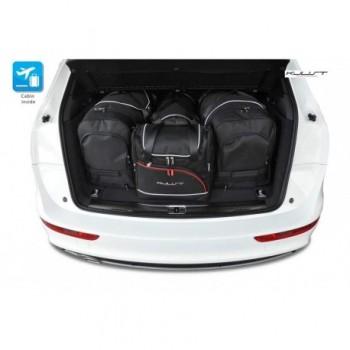 Maßgeschneiderter Kofferbausatz für Audi Q5 8R (2008 - 2016)