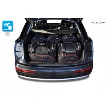 Maßgeschneiderter Kofferbausatz für Audi Q5 FY (2017 - neuheiten)