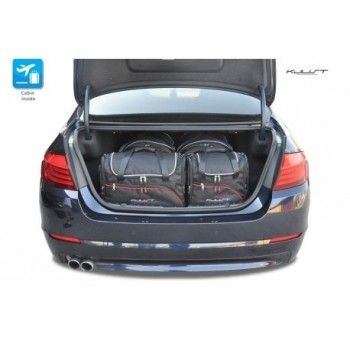 Maßgeschneiderter Kofferbausatz für BMW 5er F10 limousine (2010 - 2013)