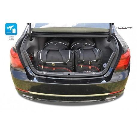 Maßgeschneiderter Kofferbausatz für BMW 7er F02 lang (2009-2015)