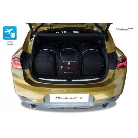 Maßgeschneiderter Kofferbausatz für BMW X2