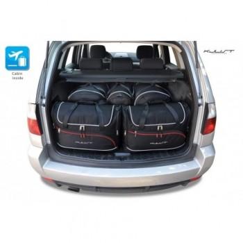 Maßgeschneiderter Kofferbausatz für BMW X3 E83 (2004 - 2010)