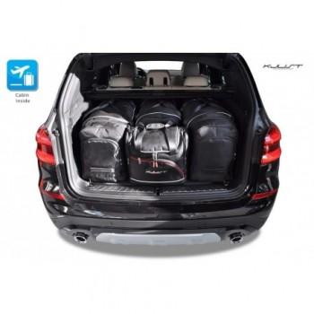 Maßgeschneiderter Kofferbausatz für BMW X3 G01 (2017 - neuheiten)