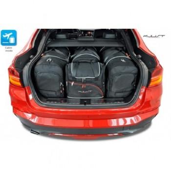 Maßgeschneiderter Kofferbausatz für BMW X4 (2014-2018)