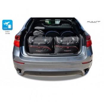 Maßgeschneiderter Kofferbausatz für BMW X6 E71 (2008 - 2014)