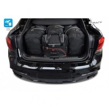 Maßgeschneiderter Kofferbausatz für BMW X6 F16 (2014 - 2018)