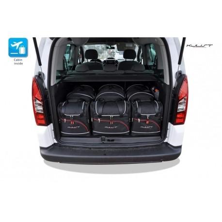 Maßgeschneiderter Kofferbausatz für Citroen Berlingo (2008 - 2018)