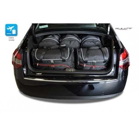 Maßgeschneiderter Kofferbausatz für Citroen C5 limousine (2008 - 2017)