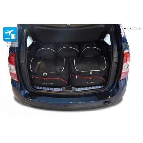 Maßgeschneiderter Kofferbausatz für Dacia Duster (2014 - 2017)