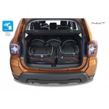 Maßgeschneiderter Kofferbausatz für Dacia Duster (2018 - neuheiten)
