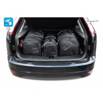 Maßgeschneiderter Kofferbausatz für Ford Focus MK2 3 oder 5 türen (2004 - 2010)