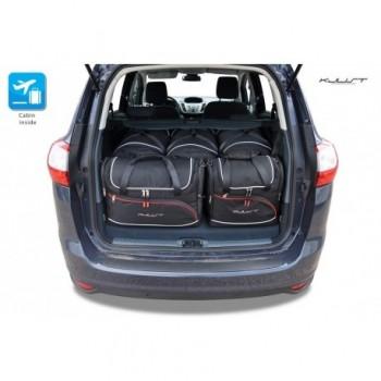 Maßgeschneiderter Kofferbausatz für Ford C-MAX Grand (2010 - 2015)