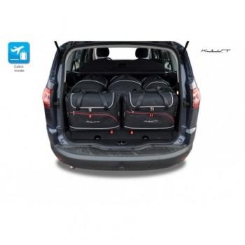 Maßgeschneiderter Kofferbausatz für Ford S-Max 5 plätze (2006 - 2015)