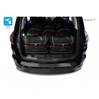 Maßgeschneiderter Kofferbausatz für Ford S-Max Restyling 5 plätze (2015 - neuheiten)