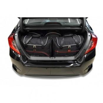 Maßgeschneiderter Kofferbausatz für Honda Civic limousine (2017 - neuheiten)