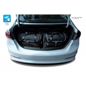 Maßgeschneiderter Kofferbausatz für Hyundai Elantra 6 (2016-neuheiten)