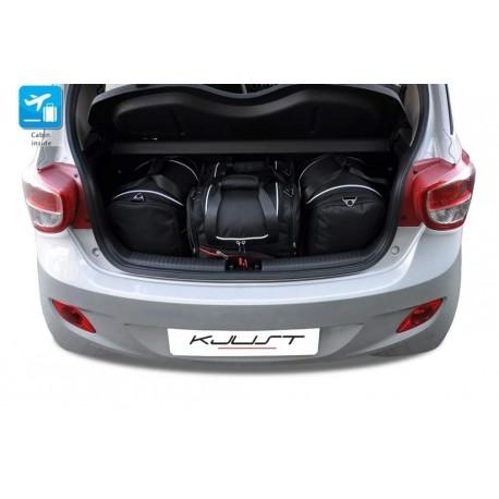 Maßgeschneiderter Kofferbausatz für Hyundai i10 (2013 - neuheiten)