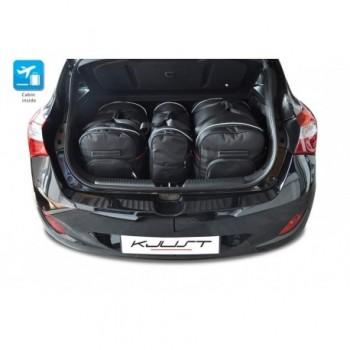 Maßgeschneiderter Kofferbausatz für Hyundai i30 5 türen (2012 - 2017)